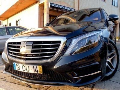 usado Mercedes S500 AMG