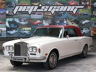 usado Rolls Royce Corniche Cabrio