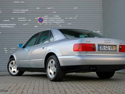 second-hand Audi A8 2.5 Tdi V6 TipTronic