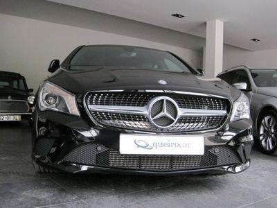 usado Mercedes CLA220 CDI Viatura nova