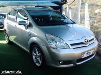 usado Toyota Corolla Verso 2.2 D-4D Sol H.Pack (177cv) (5p)