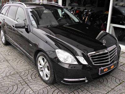 usado Mercedes E250 CDI Avantgarde NAC