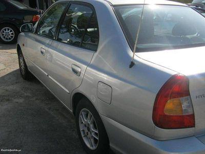 usado Hyundai Accent 1.3 c/ac -