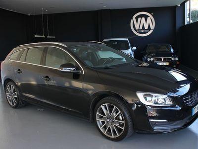 usado Volvo V60 D4 2.0 163cv Full Extras Nacional