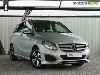usado Mercedes B180 Classed Style