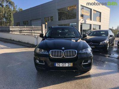 usado BMW X6 X6XDRIVE 40d