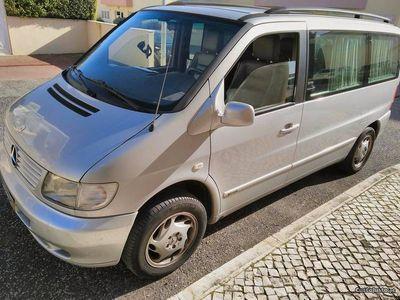 usado Mercedes V220 VitoCDI