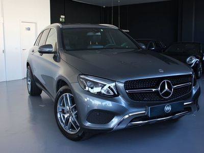 usado Mercedes GLC250 AMG 4 Matic Auto 9G Tronic - Igual a Novo