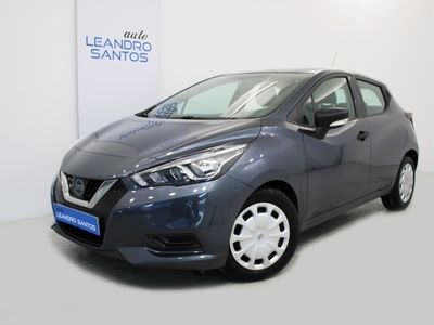 usado Nissan Micra 1.5 dCi Visia