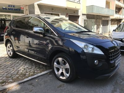 usado Peugeot 3008 1.6 HDI - Nacional - Extras