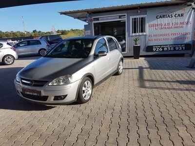 usado Opel Corsa 1.2 twinport