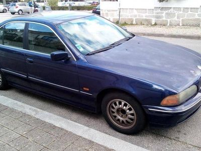 gebraucht BMW 520 520Gasolina