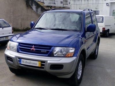 usado Mitsubishi Pajero 3.2 DI-D GLS