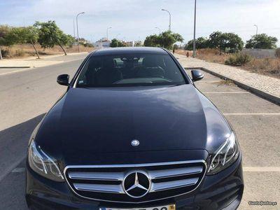 usado Mercedes E220 Modelo 2016 Pack AMG