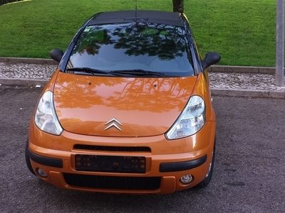 usado Citroën C3 Pluriel 1.4 HDi (70cv) (2p)