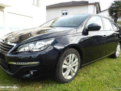 usado Peugeot 308 SW BlueHDI 120 - 15