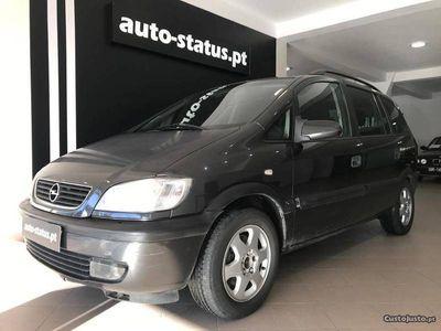usado Opel Zafira 2.0 DTi