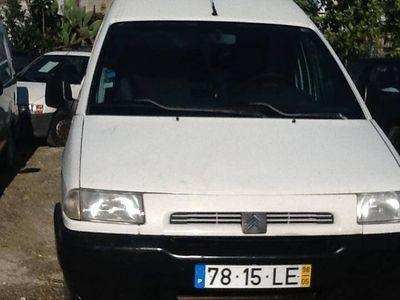 usado Citroën Jumpy Oo -