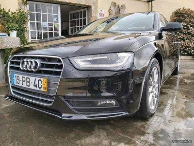 usado Audi A4 2.0 TDi Advance 76.000KM NACIONAL