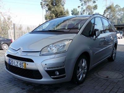 usado Citroën Grand C4 Picasso e-HDi Exclusive CMP6