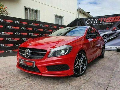usado Mercedes A180 CDi BE Edition AMG Line