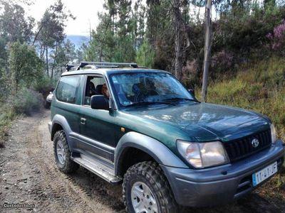 gebraucht Toyota Land Cruiser Kzj90