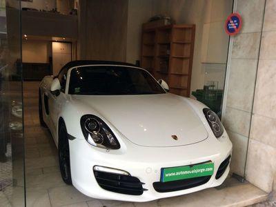 usado Porsche Boxster 2.7 PDK