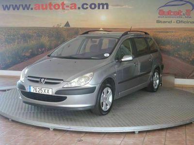 usado Peugeot 307 SW 1,6 HDI XT PREMIUM
