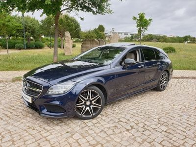 brugt Mercedes CLS250 Bluetec AMG PLUS NIGHT PACK