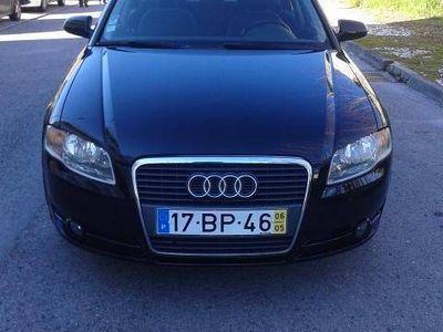 brugt Audi A4 2.0 TDI 2006