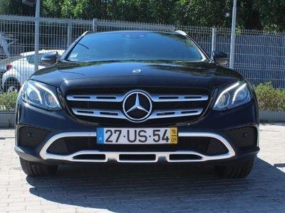 usado Mercedes E220 Classe4Matic AllTerrain