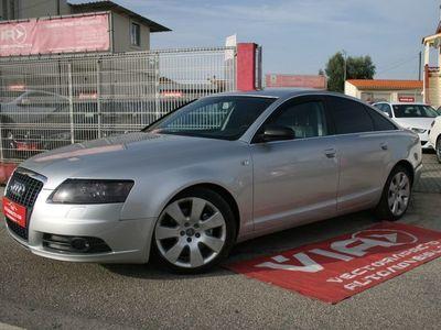 usado Audi A6 **KIT S-LINE** 140cv **GPS**