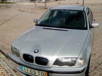 usado BMW 320 Sedan E46
