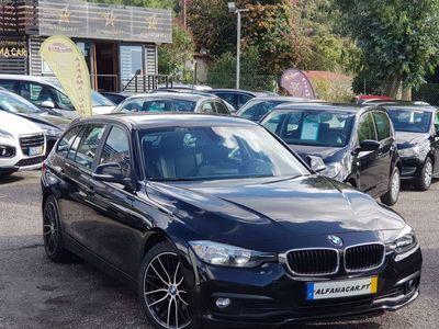 usado BMW 320 D Touring 163 CV