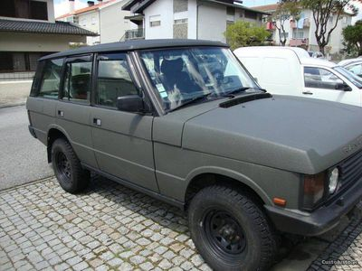usado Land Rover Range Rover 300tdi classic