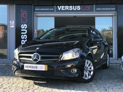 usado Mercedes A200 CDi Urban AUTO