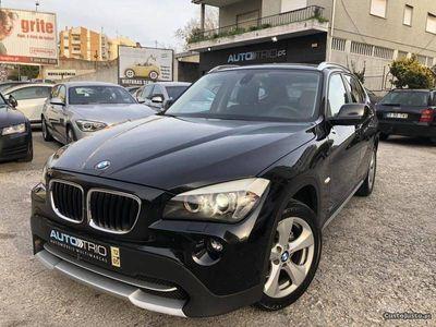 used BMW X1 2.0 D 163cv Nac.