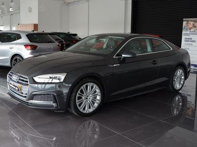 usado Audi A5 2.0 TDI S-line S tronic /190CV/PELE/GPS