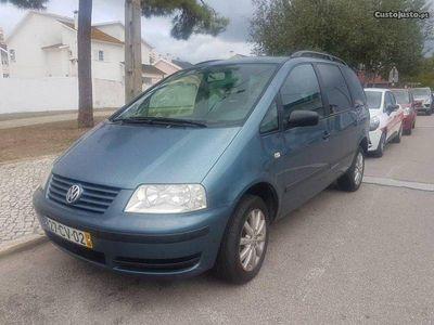 usado VW Sharan 1.9 Tdi 115cv 2002
