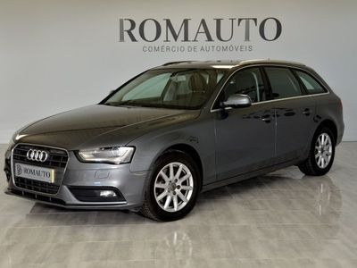 usado Audi A4 AVANT 2.0TDI EXCLUSIVE MULTITRONIC