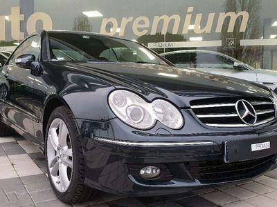 usado Mercedes CLK220 Avantgarde Cx Automatica
