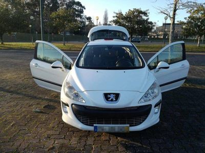 used Peugeot 308 1.6 HDI Comercial
