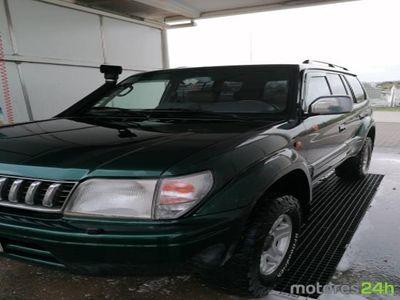 usado Toyota Land Cruiser 3.0 TD Pack 2