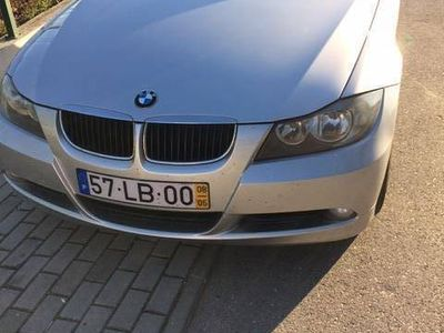 usado BMW 318 E91