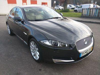 usado Jaguar XF Luxury Pack