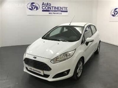 usado Ford Fiesta 1.5 TDCi Titanium (75cv) (5p)
