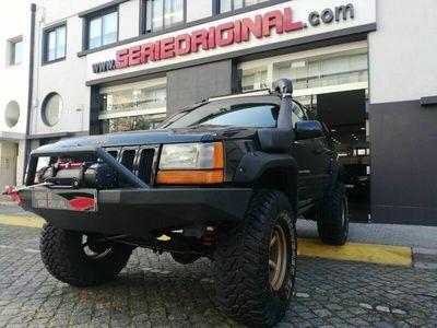 usado Jeep Grand Cherokee 5.2 V8 Limited