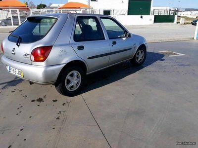 begagnad Ford Fiesta 1.2