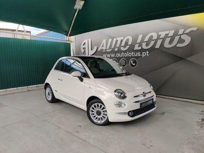 usado Fiat 500 1.3 M-JET T/ PANORAMICO
