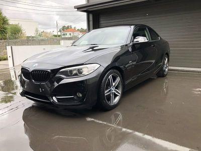 usado BMW 220 SPORT LIE